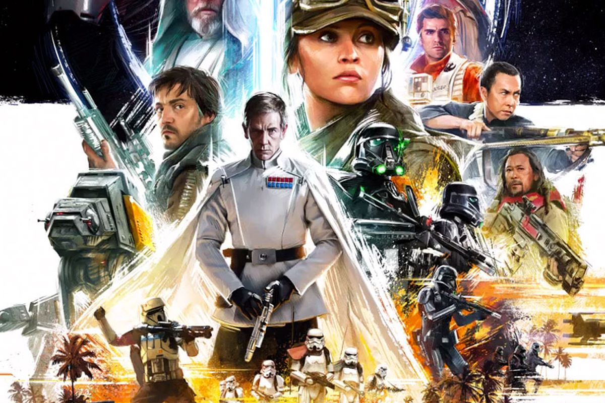 Star Wars: Rogue One's cast of heroes and villains revealed
