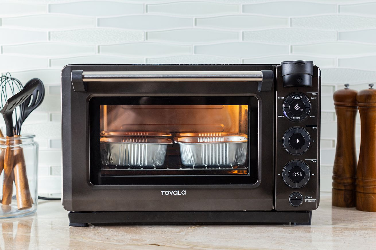 tovala launches a lighter redesigned second generation smart oven