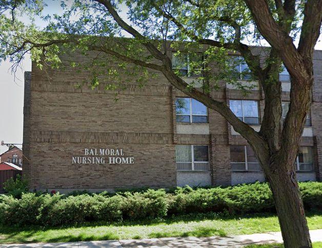 Balmoral Nursing Home, 2055 W. Balmoral.