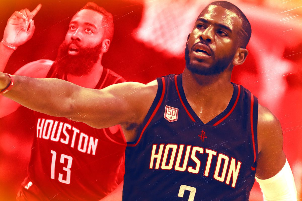 d81f041d0aea How Will Chris Paul and James Harden Fit Together  - The Ringer