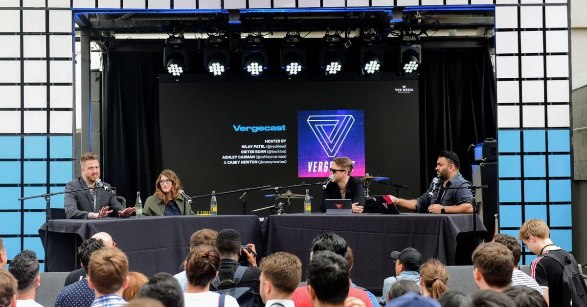 The Vergecast Discusses Breaking up Facebook, Google, and Amazon at SXSW