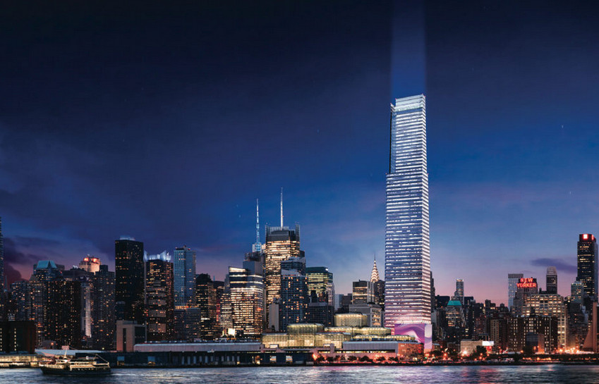 Hudson Yards New York: a guide to construction in the