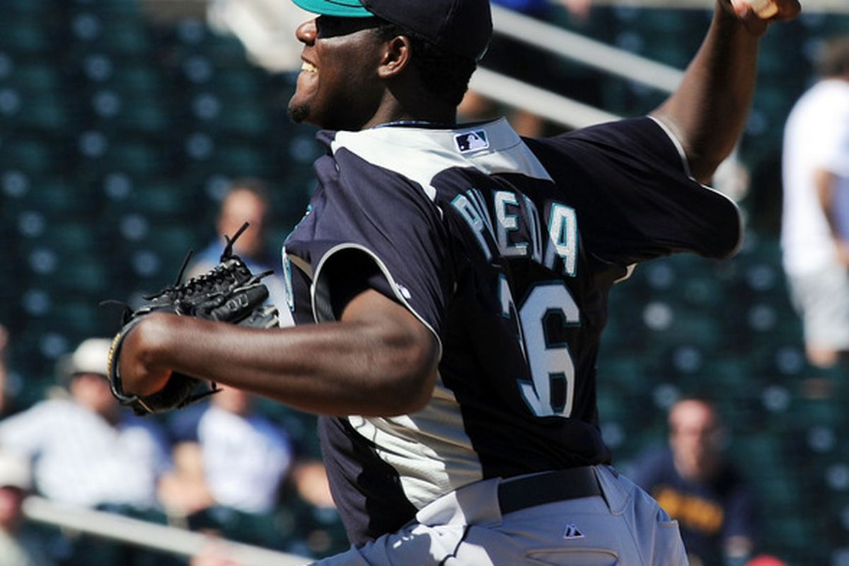 This is the only Michael Pineda picture we currently have in our database