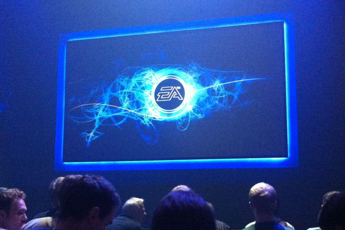 Gamescom 2012 Electronic Arts
