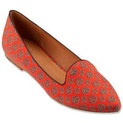 """<b>Joie</b>  Day Dreaming Flats, <a href=""""http://www.joie.com/accessories/shoes/day-dreaming-icon-red-black"""">$175</a>"""