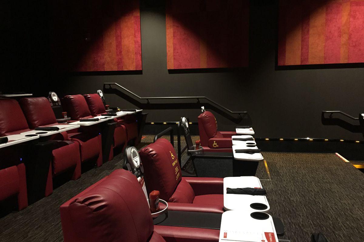 block 37s new dinein movie theater cheesesteak truck