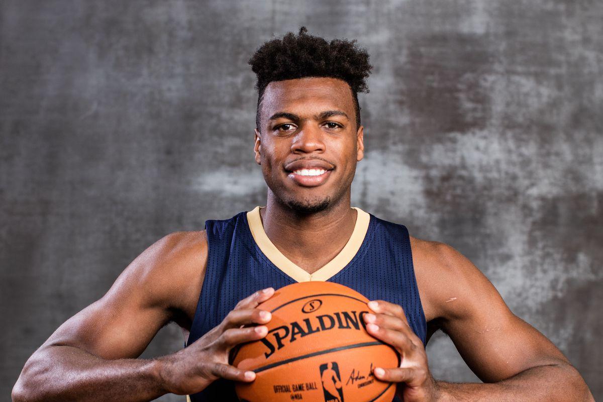 2016 NBA Rookie Photo Shoot