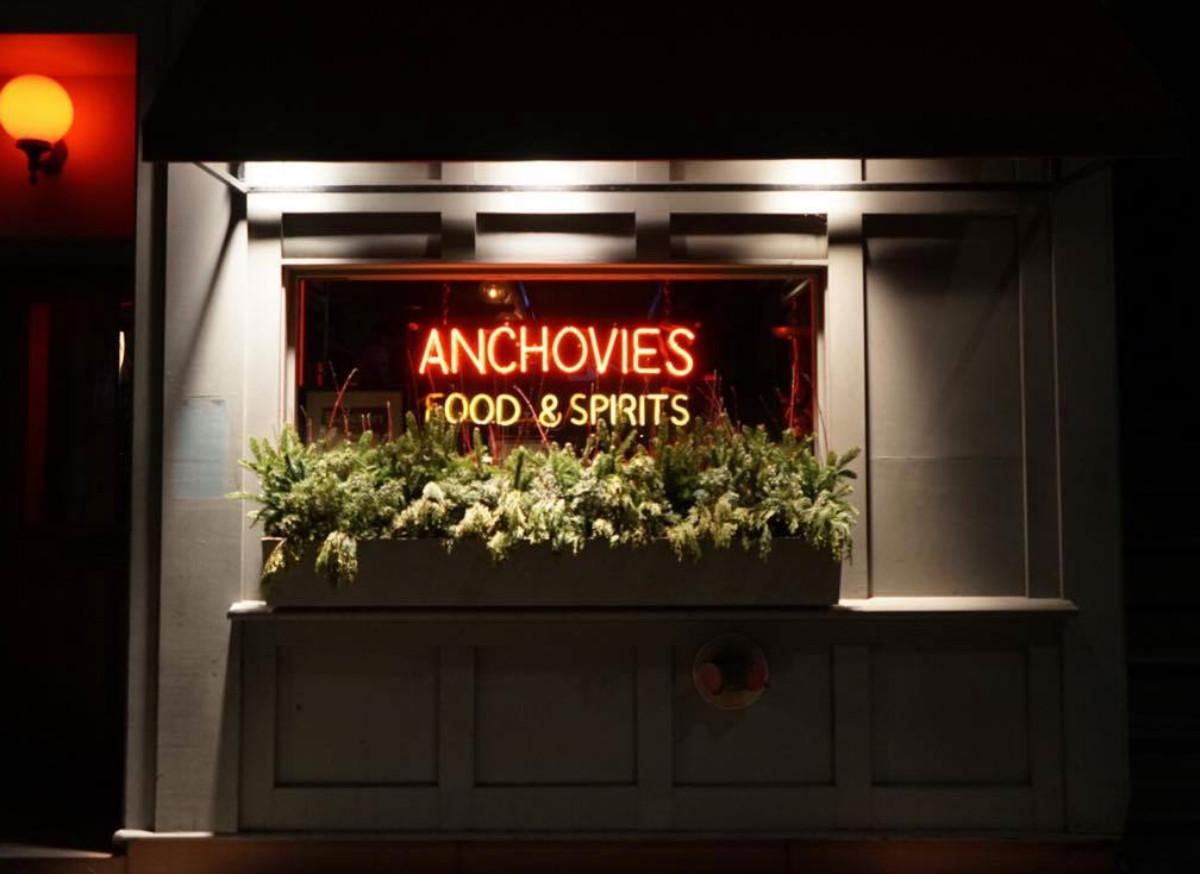 Anchovies Meatballs