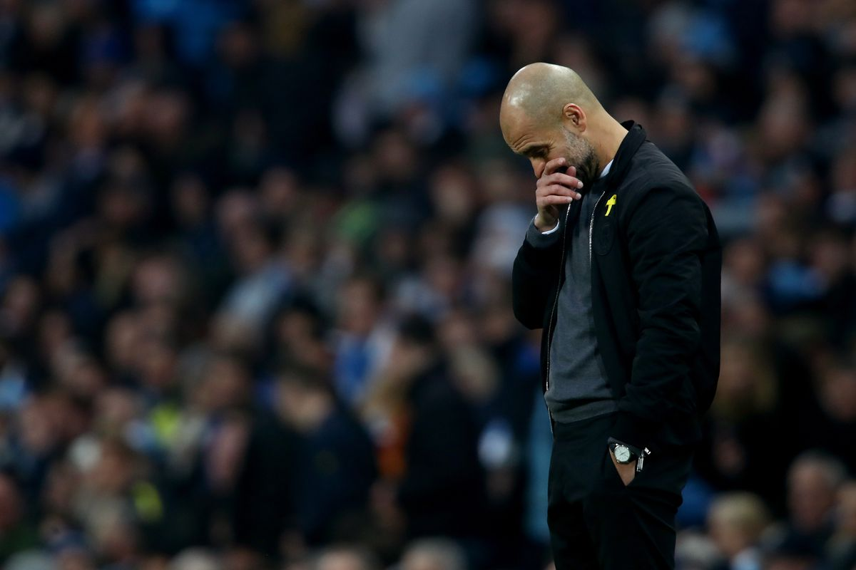 How Should Manchester City Line Up On Tuesday's Premier