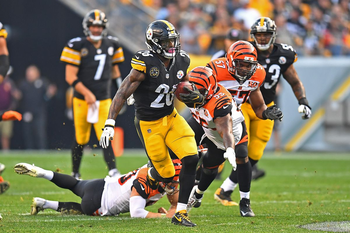 NFL Week 7 film review Bengals can t stop Le Veon Bell Cincy Jungle