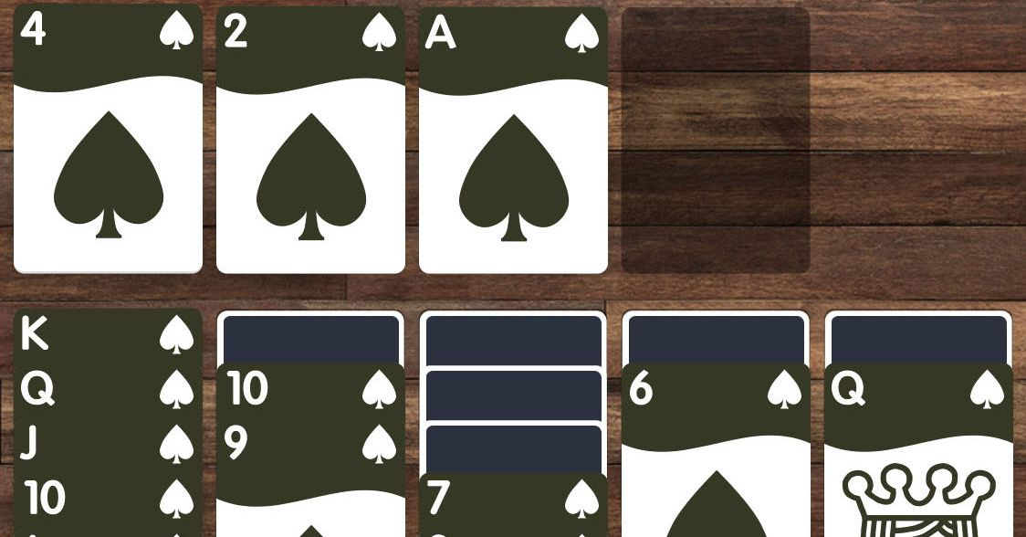 One designer's ongoing quest to make the perfect mobile Solitaire