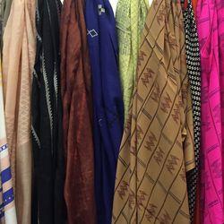 A Peace Treaty silk scarves, $65