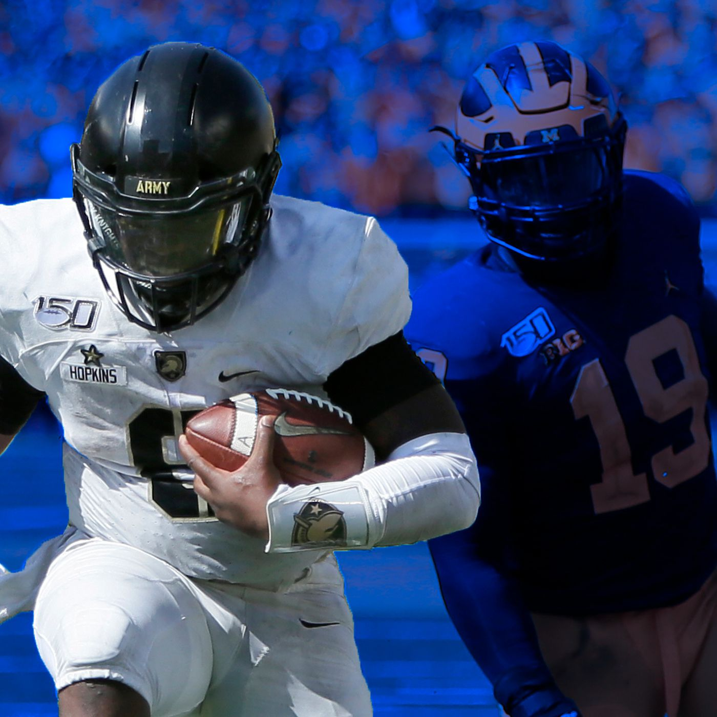 Army, Navy, Air Force: football's best big Vegas underdogs