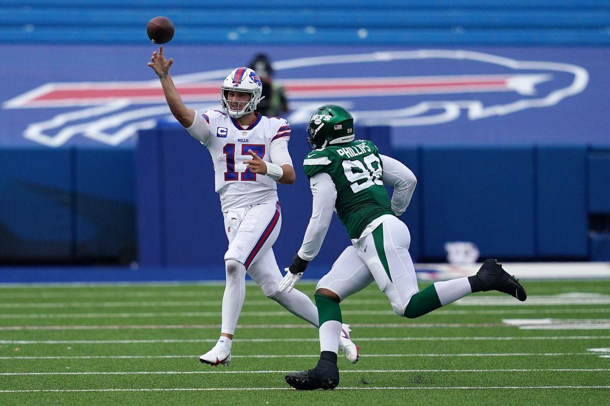 New York Jets v Buffalo Bills
