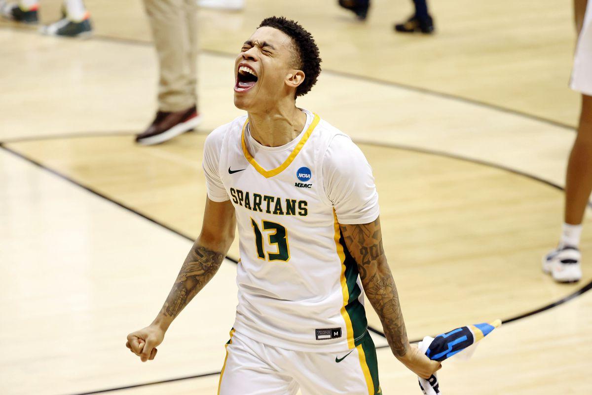 NCAA Basketball: NCAA Tournament-Appalachian State at Norfolk State