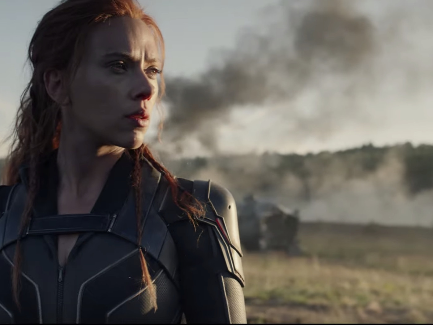 First Black Widow Trailer Finally Puts Scarlett Johansson S