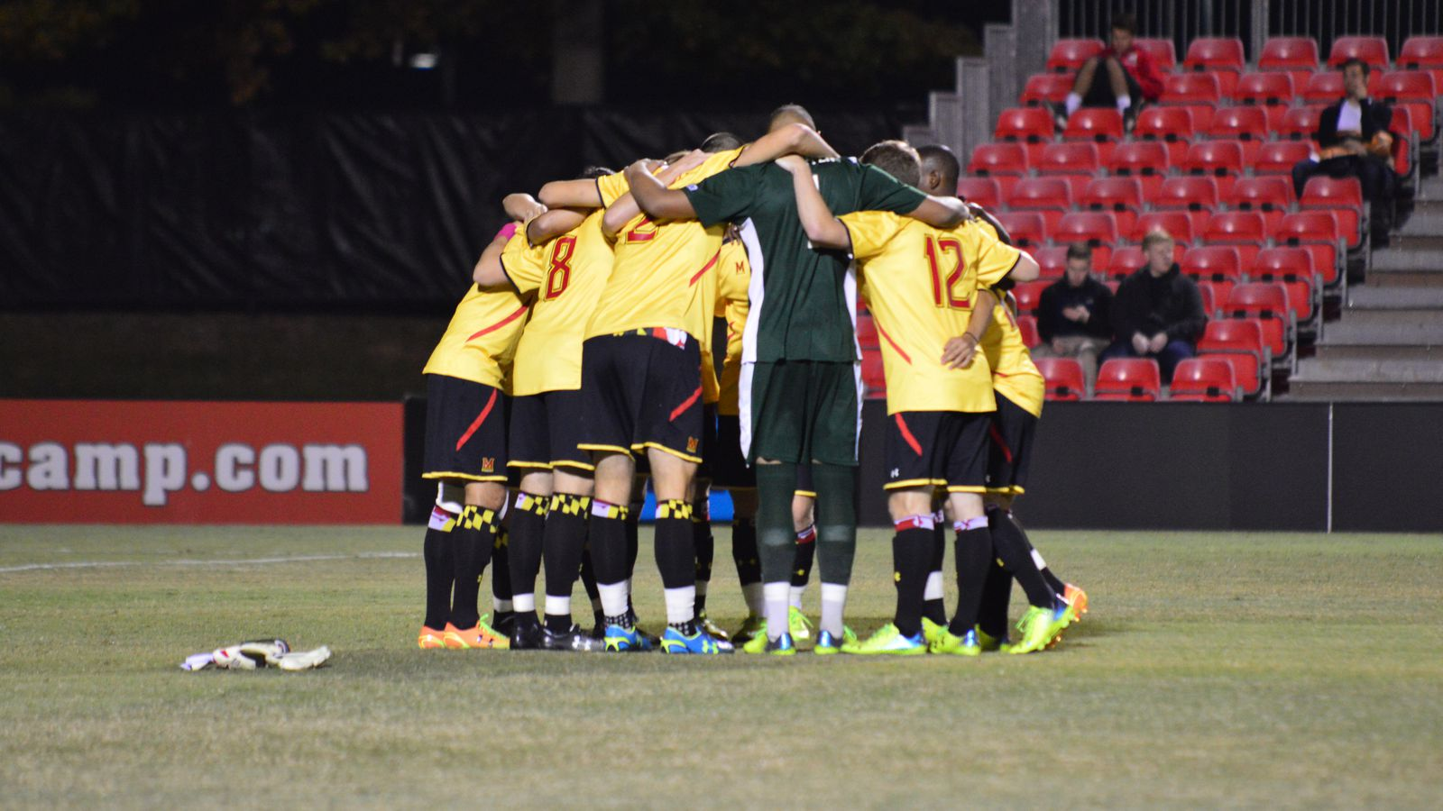 Maryland men's soccer vs. Georgetown final score, with 3 ...