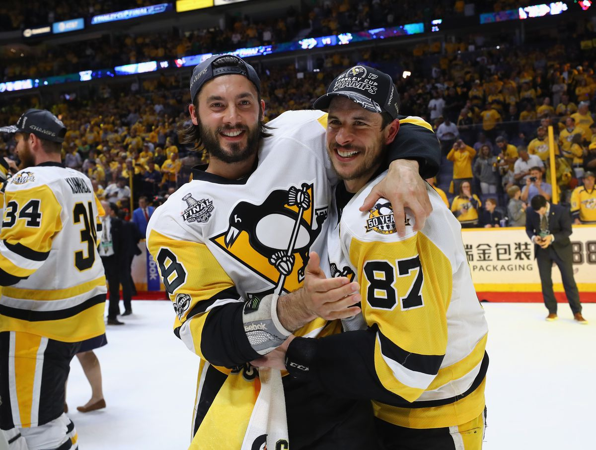 The case for the Penguins retiring No. 58