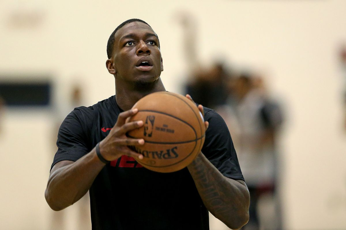 Nunn making case for spot in Heat rotation. Spoelstra: He offers something that we need.