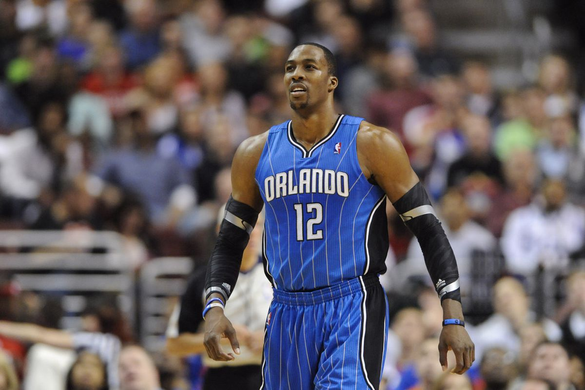 Dwight Howard Rumors: Orlando Magic Center Tells TMZ He's Spoken ...