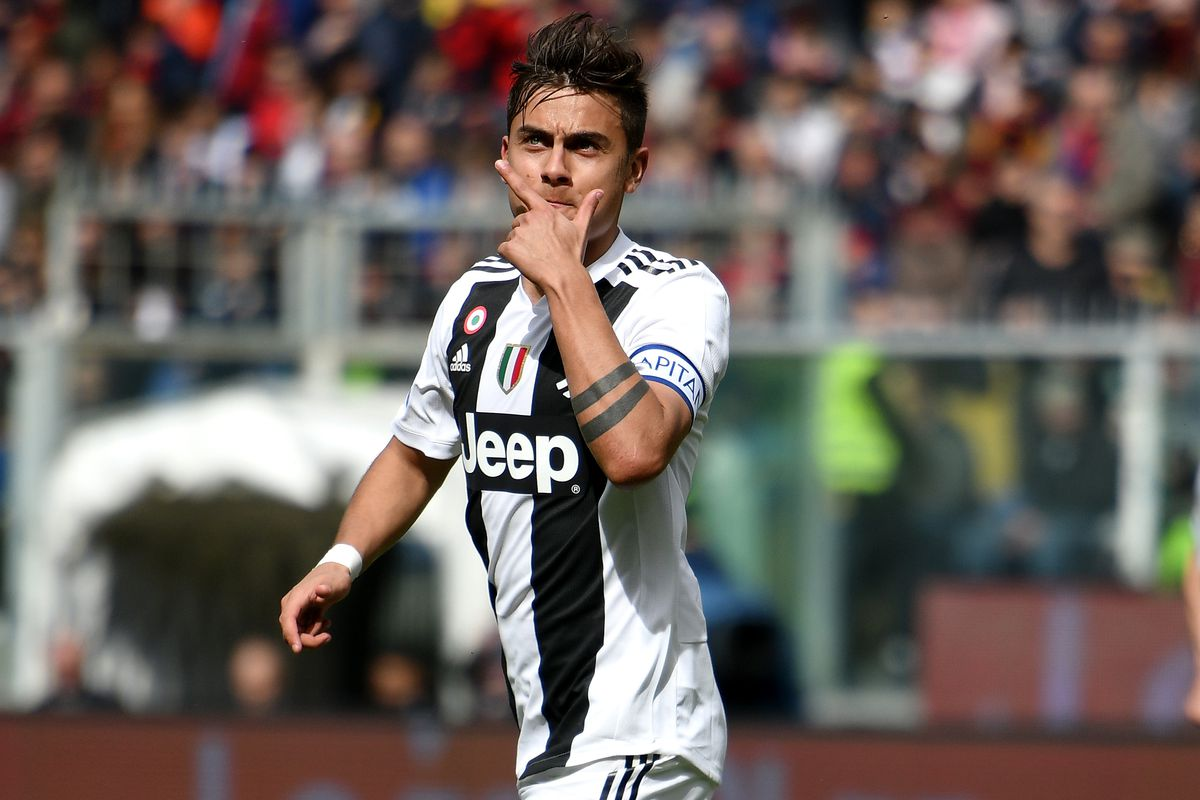 best service 286e8 ed4cf Report: Juventus pull the plug on Paulo Dybala's proposed ...