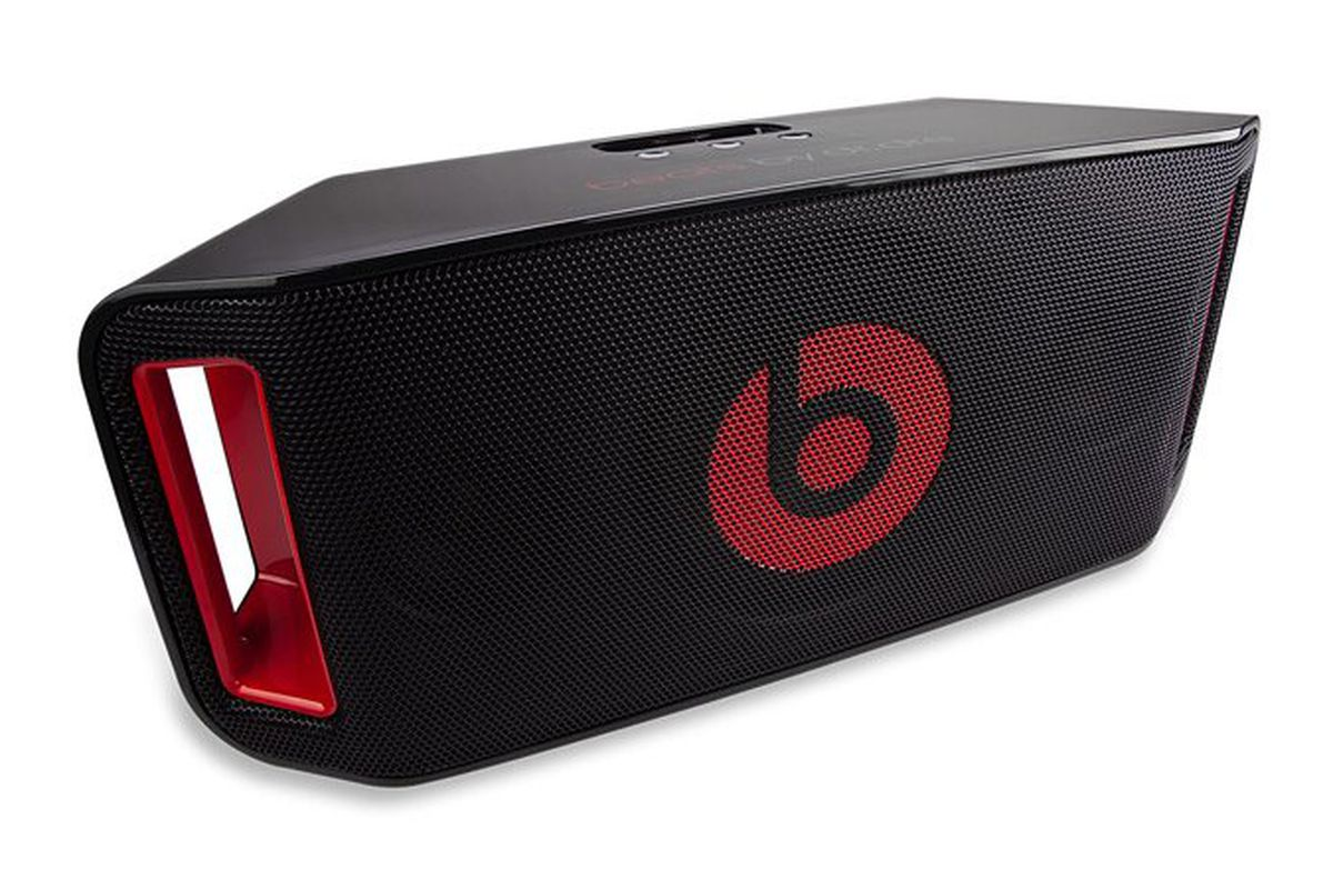 8711c35963f Beats By Dre Beatbox Portable Speaker To 399 On March 11th