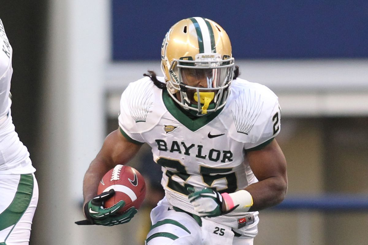Lach Seastrunk and the Baylor Bears made Tommy Tuberville adjust his plan