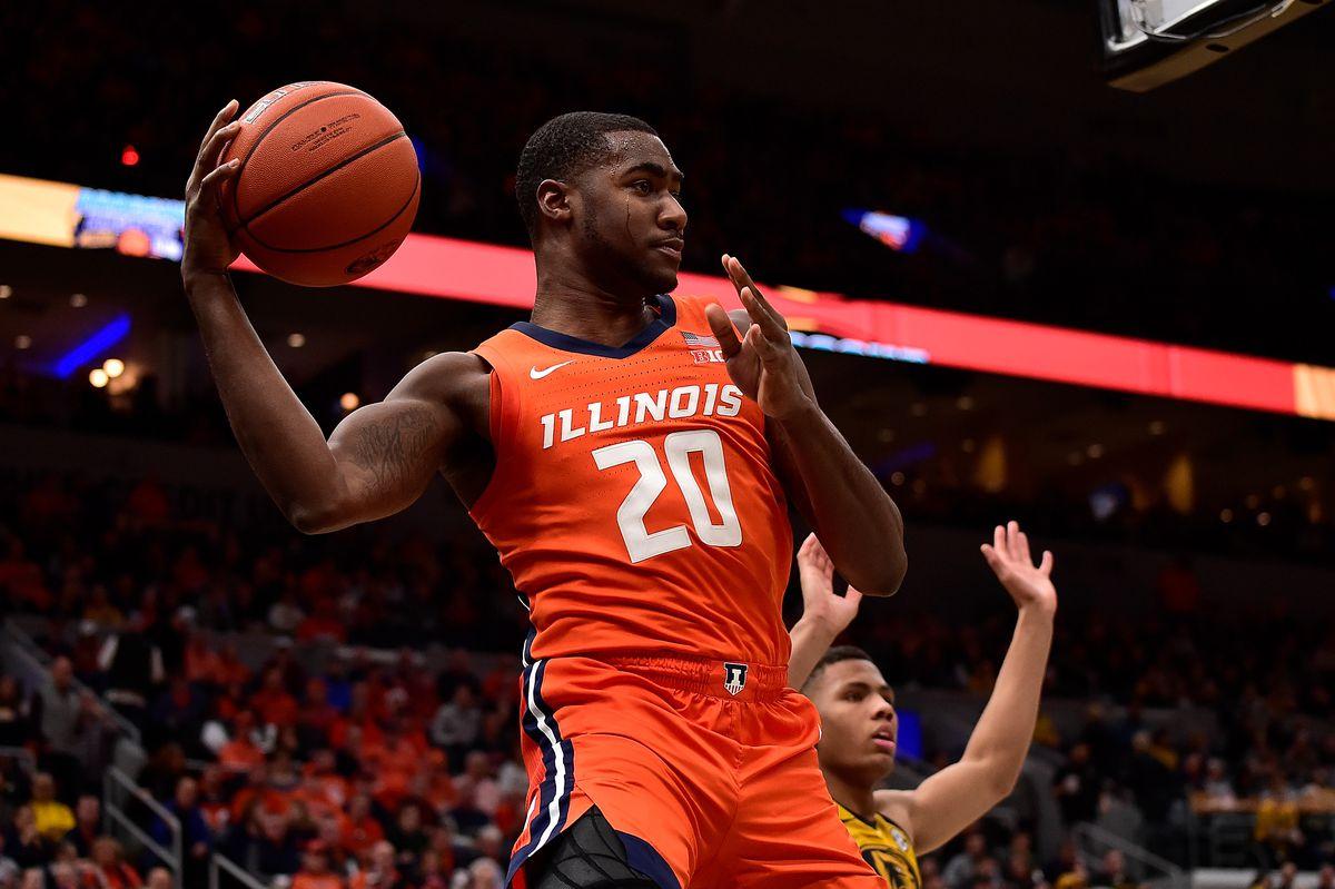 NCAA Basketball: Missouri at Illinois