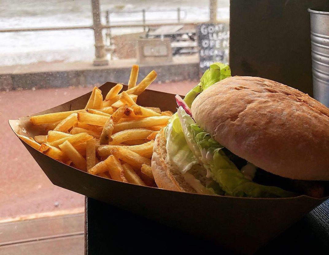 Best restaurants in Hastings, East Sussex: Goat Ledge in Saint Leonards-On-Sea