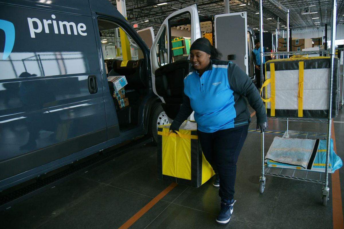 Amazon is delivering more of its US orders than UPS, USPS, FedEx ...