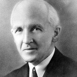Henry H. Blood, Utah's seventh governor, 1933 - 1941.