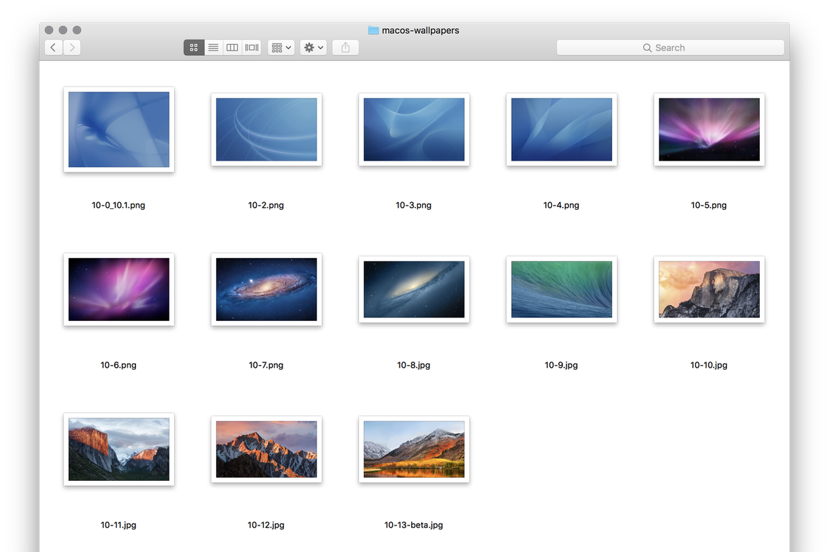 Look Back At Mac Os X S History With 5k Versions Of All The