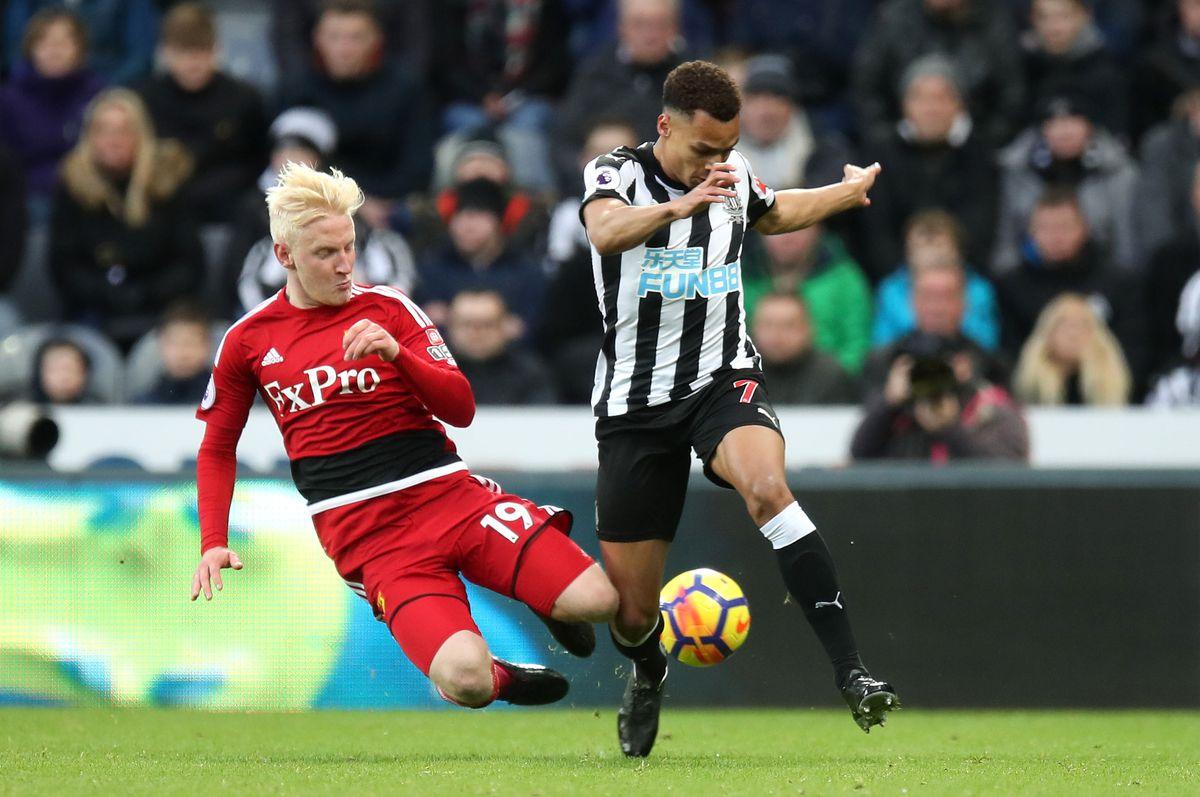 Newcastle United v Watford - Premier League