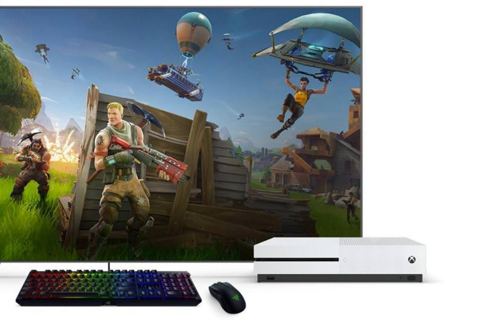 Xbox One Keyboard And Mouse Support Arrives With Today S November Update The Verge