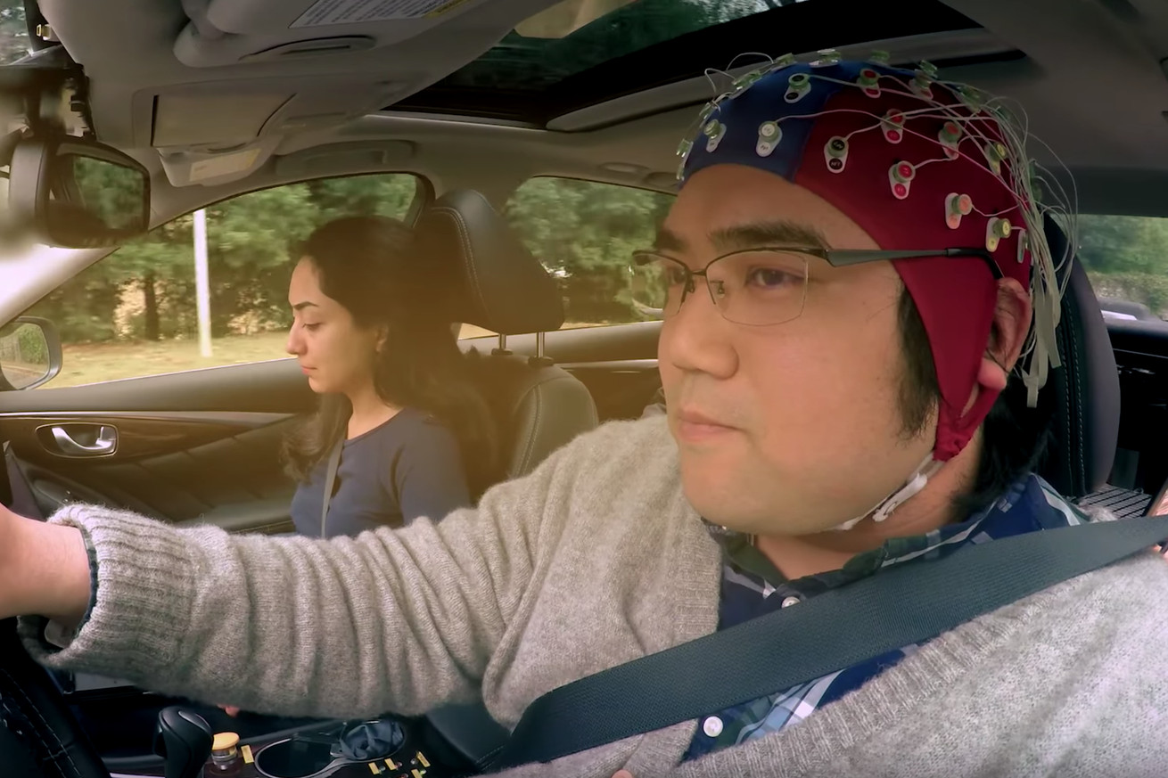 nissan s future cars may read your brain to prevent accidents