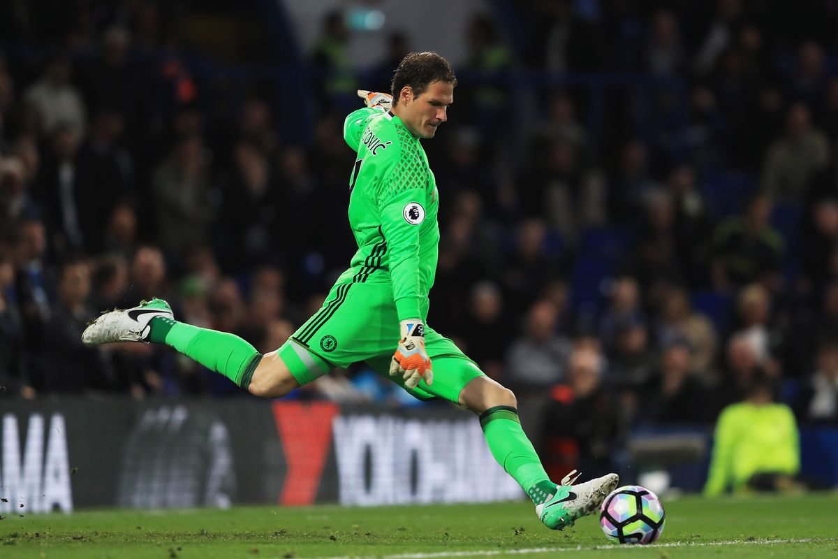 ficial Chelsea Goalkeeper Asmir Begovic signs with AFC