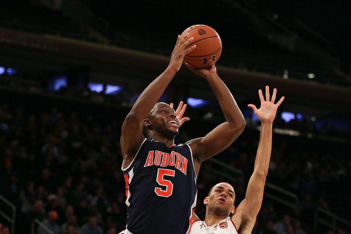 NCAA Basketball: Auburn vs Boston College
