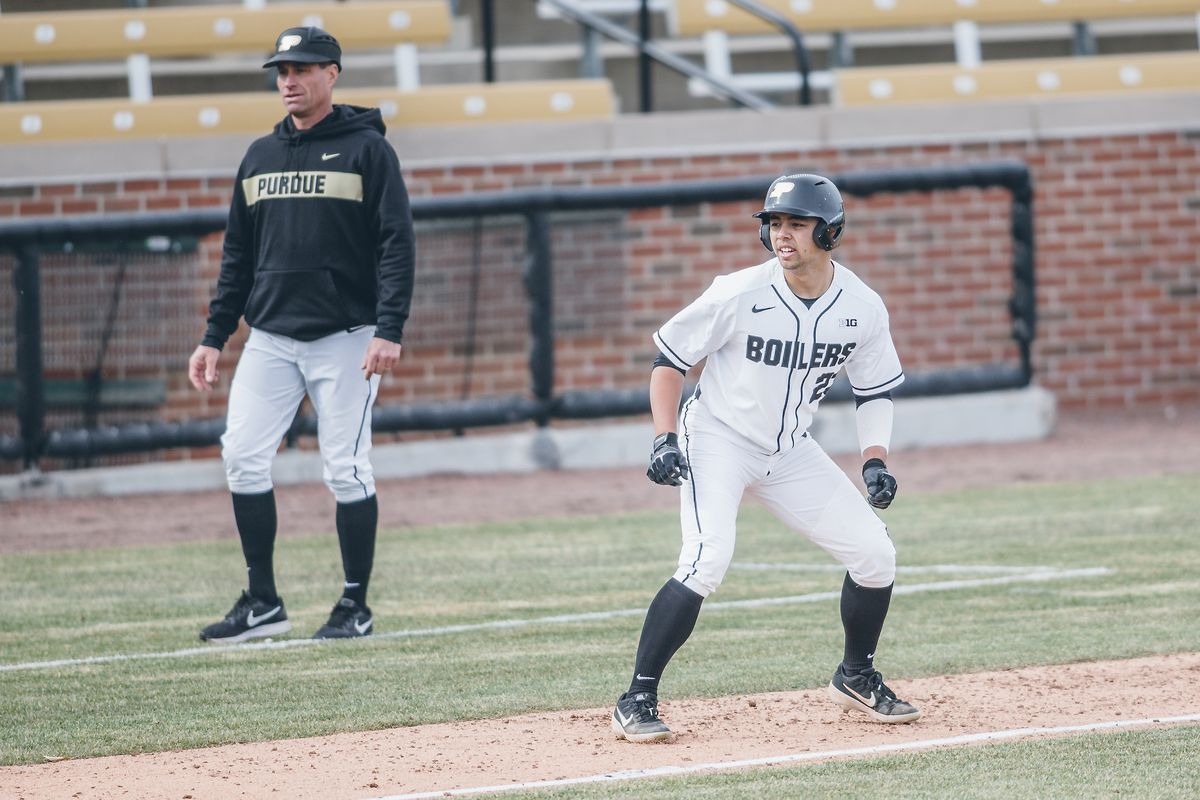 09fe685d996 Purdue Baseball Swept by Ohio State to Close Season - Hammer and Rails