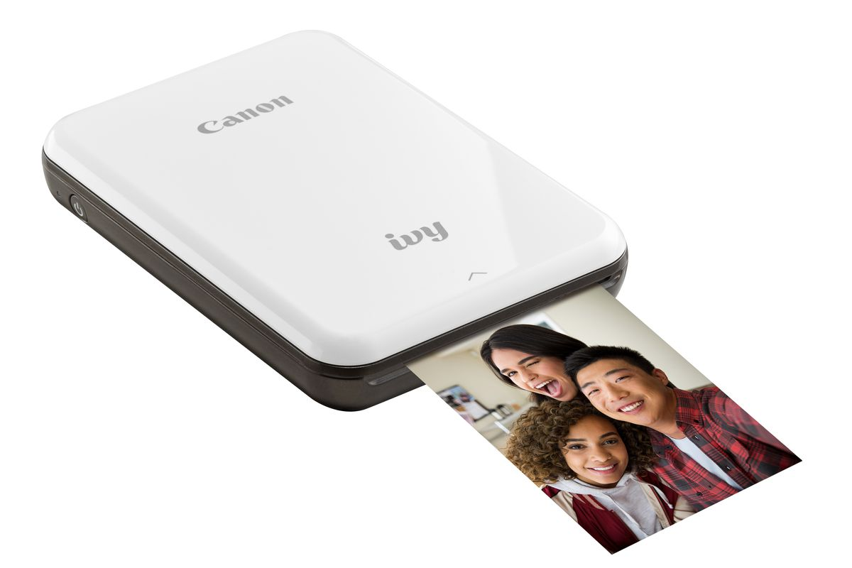 Canon's new mobile photo printer is just like all the ...