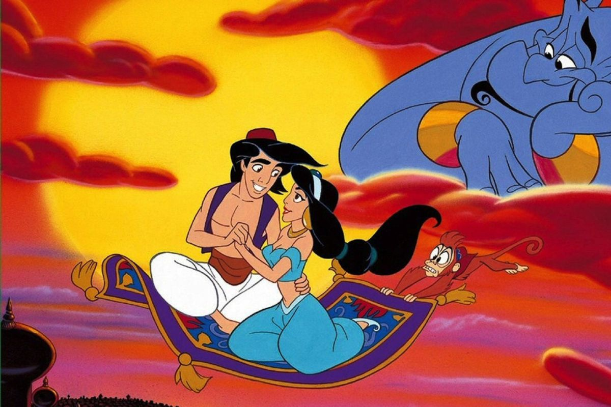 Disney's live action Aladdin finds it's leads