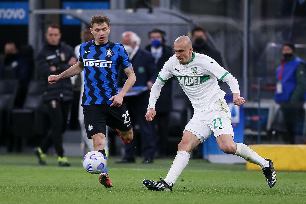 Internazionale v Sassuolo - Serie A