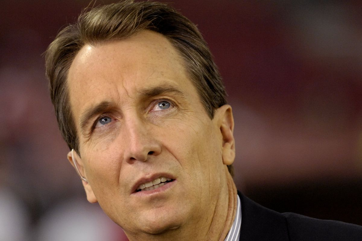 The Cris Collinsworth Slide-In: Why It Belongs in the Hall ... |Cris Collinsworth
