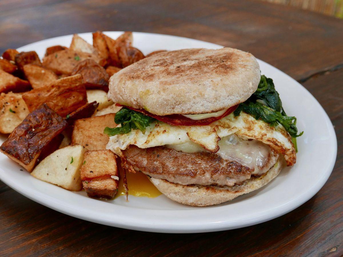 Breakfast Sandwich Los Angeles