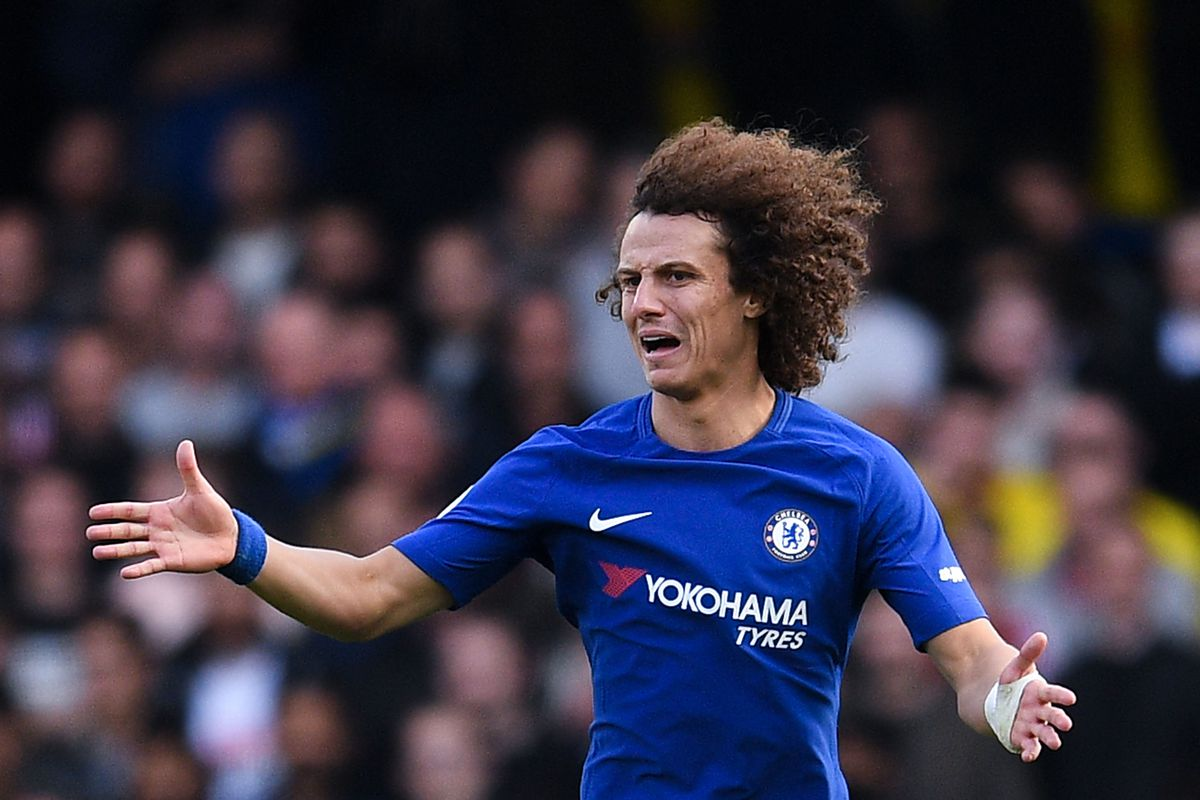 Conte explains decision to drop David Luiz against Manchester