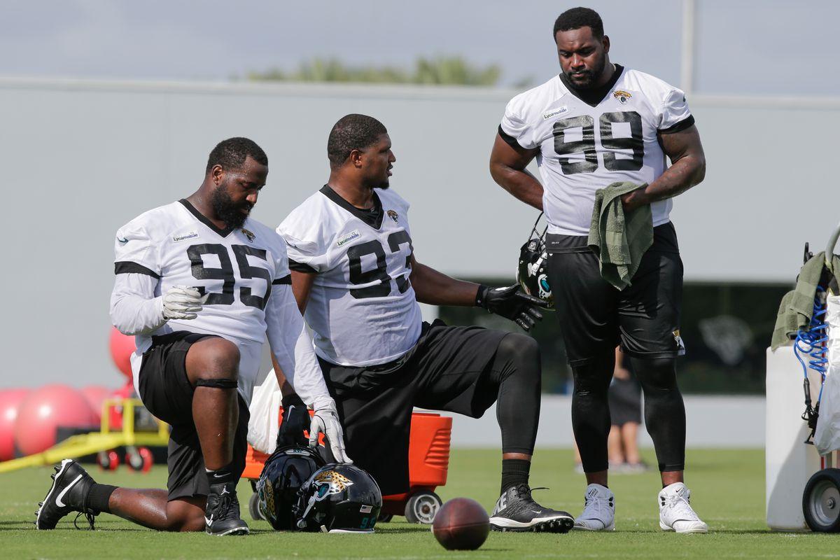 NFL: JUN 12 Jacksonville Jaguars Minicamp