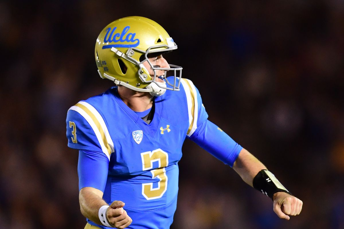 Josh Rosen Prefers Giants Over Browns In NFL Draft