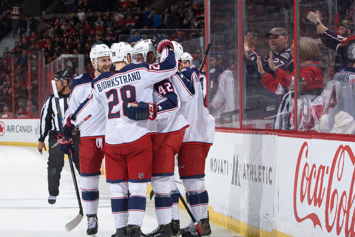Columbus Blue Jackets: who scores, who defends - Pension Plan Puppets