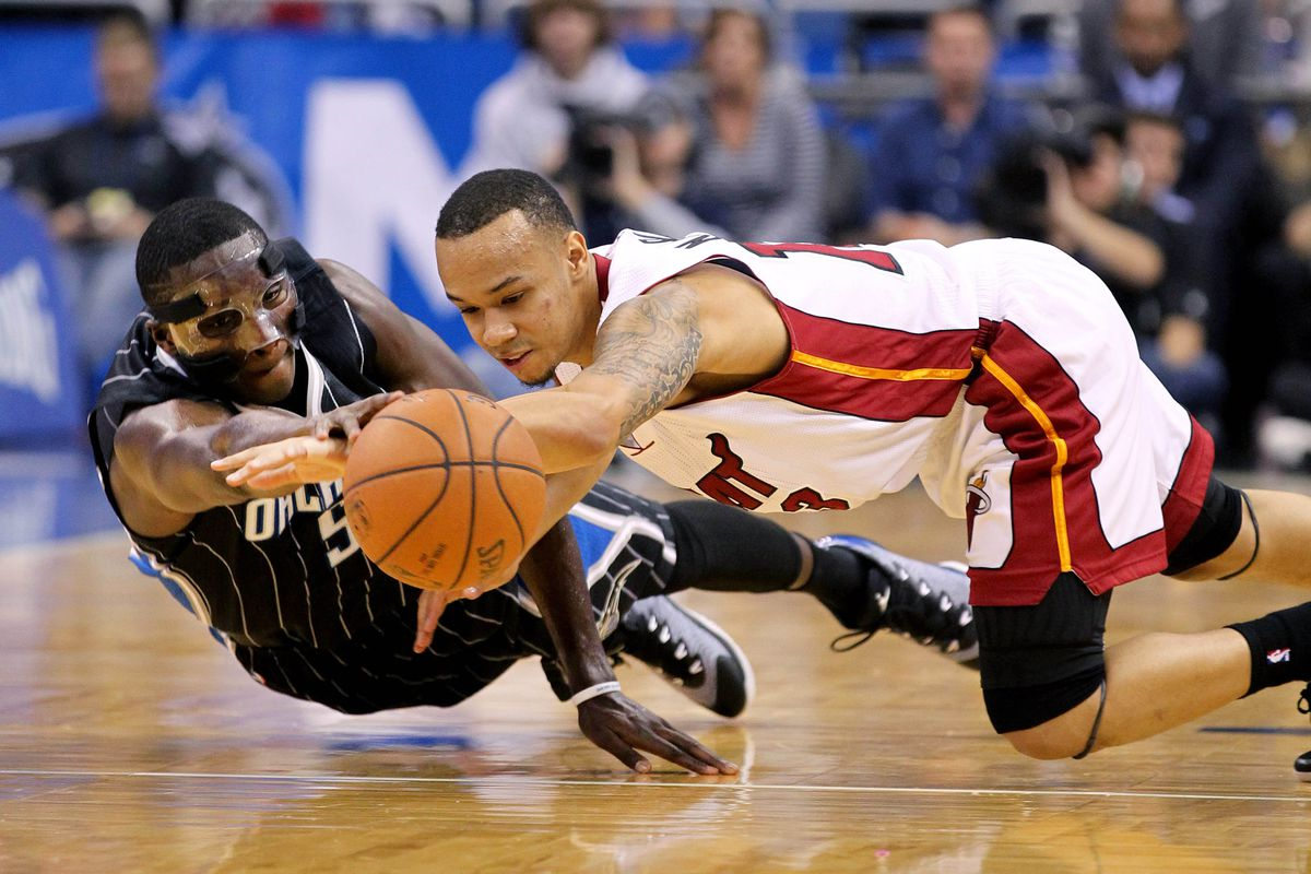 Victor Oladipo and Shabazz Napier