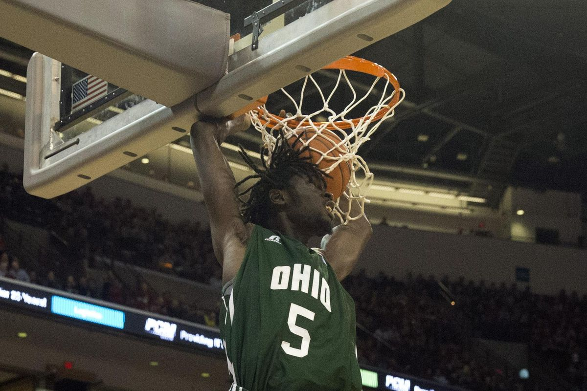 Maurice Ndour and crew lead Ohio to a victory over Miami.