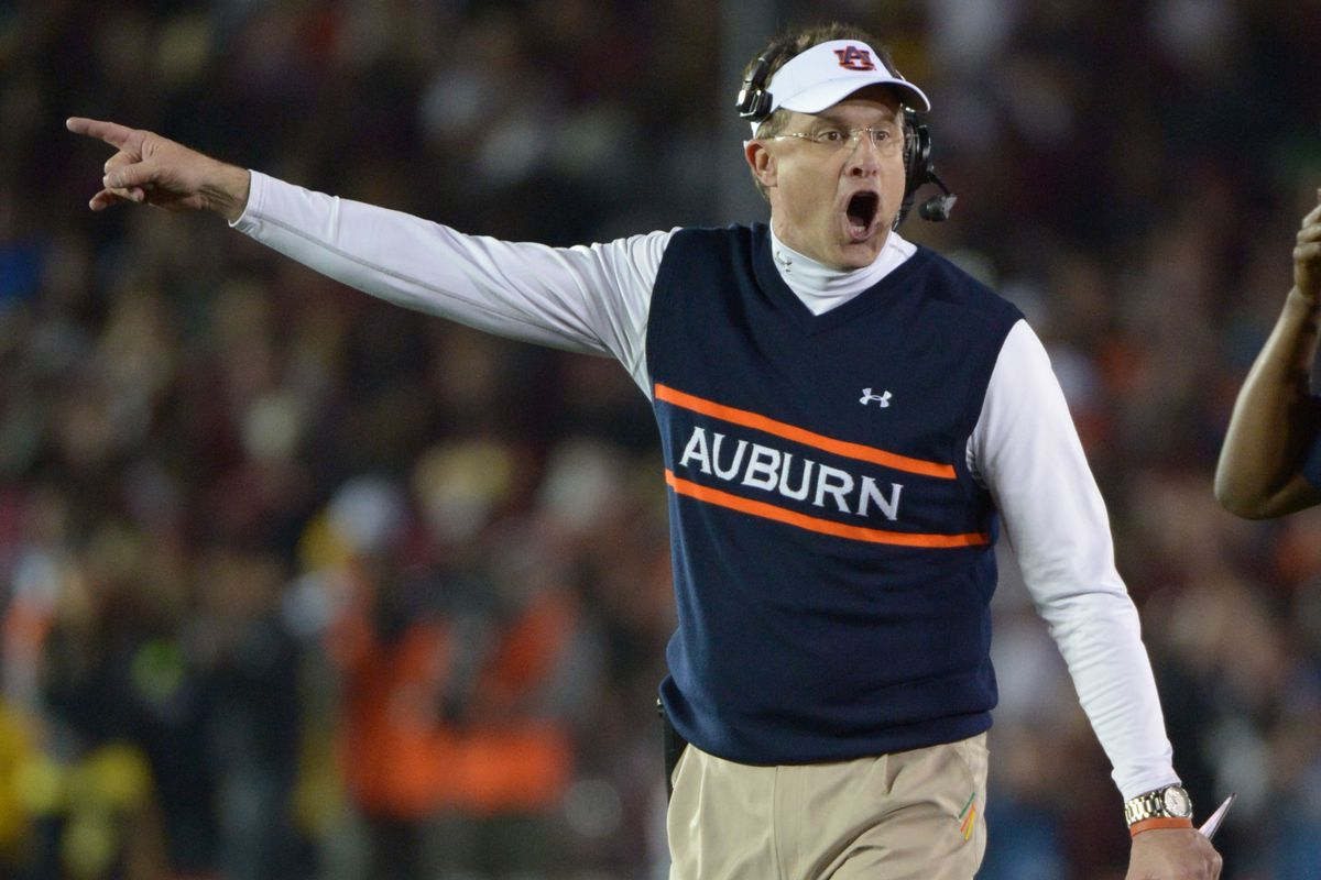 Gus Malzahn has lost the commitment of safety Ben Edwards.